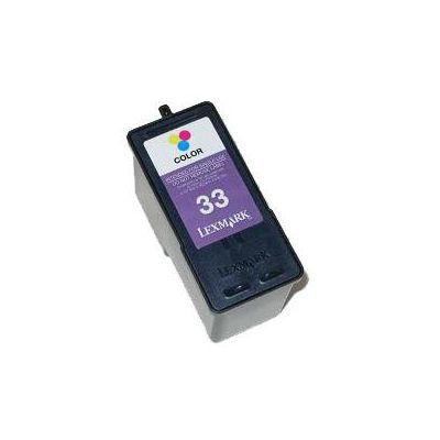 21ml RIG.FOR LexmarkX5250 X8350 Z810 Z818 N°33