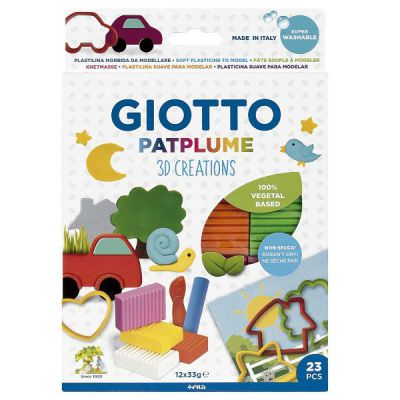 GIOTTO PATPLUME 3D CREATIONS