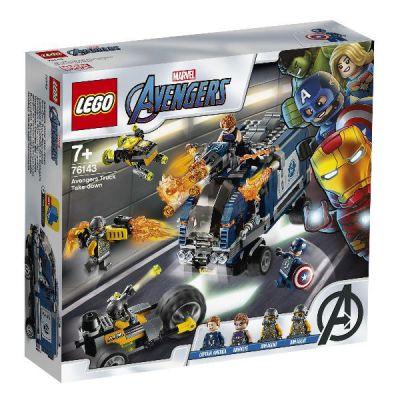 LEGO MARVEL AVENGERS TRUCK