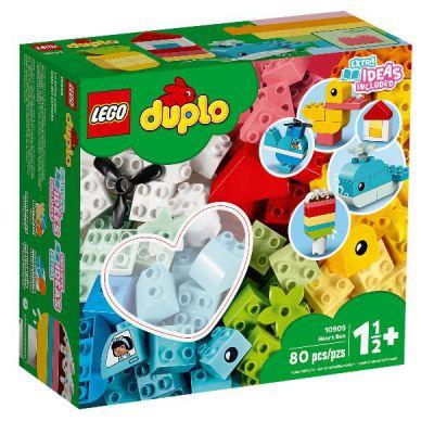 LEGO DUPLO SCATOLA CUORE