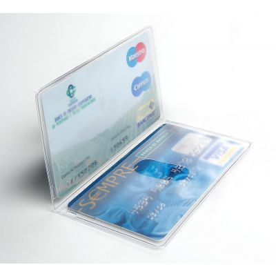 PORTA CARDS FAVORIT 2 ANTE CON ASOLA (50 PZ)