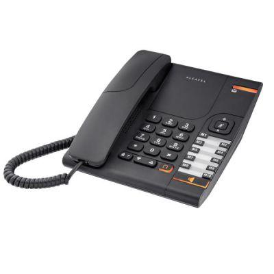 TEMPORIS 380 (telefono BCA NERO con 10 memorie dirette  vivavoce)