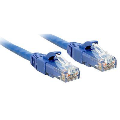 Cavo di rete Cat.6 U/UTP 5m, Blu