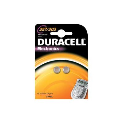 DURACELL SPECIALISTIC ELECTRONICS357/303