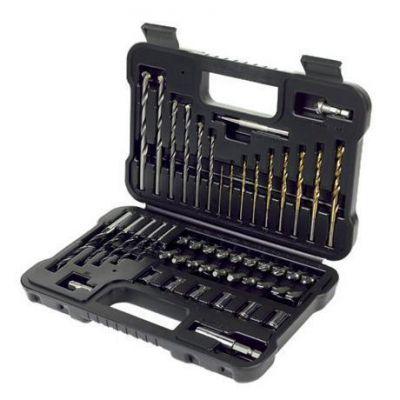 Set Titanium 50 pz Medium PER FORARE E AVVITARE CON BULINO