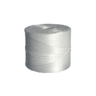 CORDA FILATO POLIPROPILENE CON TITOLO  1/500  DIAMETRO CORDA CIRCA MM2