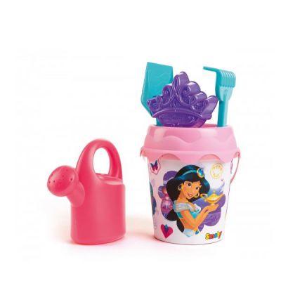 Disney Princess Set secchiello mare cm. 16 - 7 pz