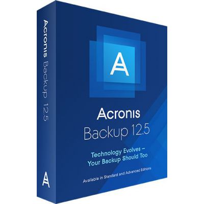 ACRONIS BACKUP 12.5 SERVER INCL.AAP BOX