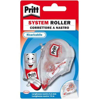 PRITT CORRETTORE ROLLER REFILL 4 2MM - SCATOLINA