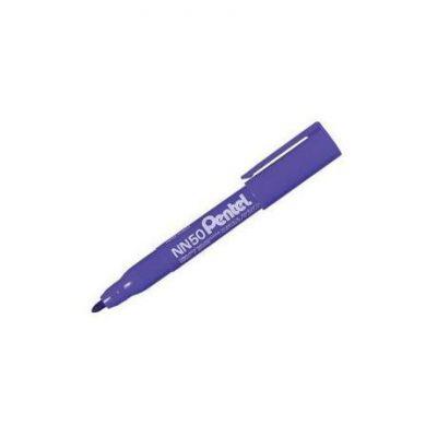 Marcatore NN50ECO punta tonda blu 4 3 mm (conf.12)