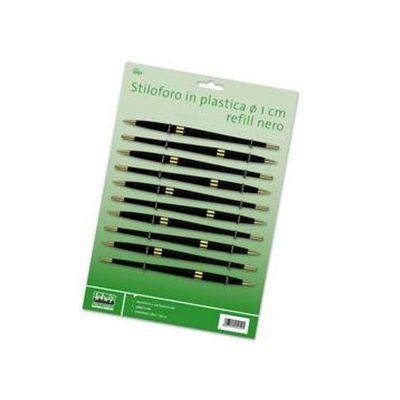 STILOFORI LEBEZ IN PLASTICA (10 PZ)