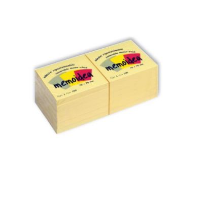 CF12 Notes 75x75 giallo pastello