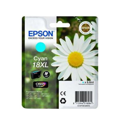 {CARTUCCIA ORIG. EPSON T1812 XL CYAN
