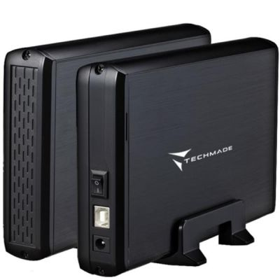 TECHMADE BOX ESTERNO 3.5 USB 3.0