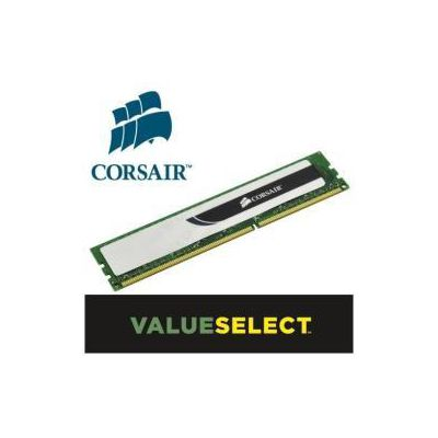 MEMORIA DIMM VALUE SELECT 4GB (-) DDR3 1600 MHZ PC3-12800 UNBUFFERED  CL11 (11-11-11-30) 1 5V
