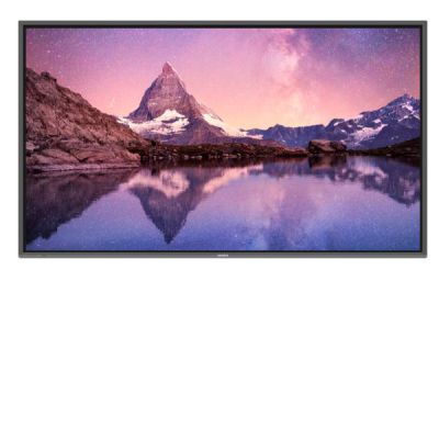 Projected Capacitive Touch Panel 86  with Optical Bonding  resolution 4K  Newline Smart Cast  optional OPS PC   3 years on-site warranty