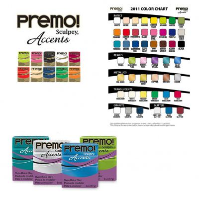 PREMO SCULPEY 57 GR FERRARIO 5065 GRIGIO GRANITO
