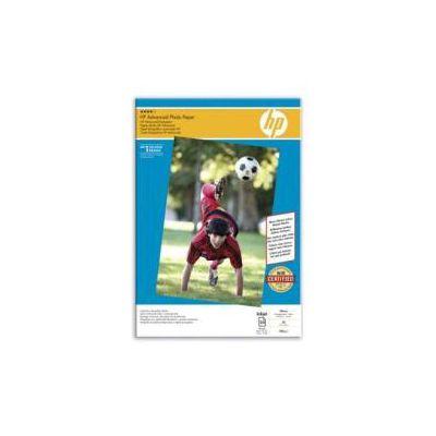 Carta fotografica HP Advanced  lucida  250 g/m   A3/297 x 420 mm  20 fogli PER STAMAPNTE INK