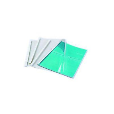 Termocopertine Standing  trasp./cartoncino dorso mm. 1 5 pz.100