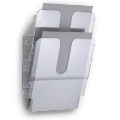 FLEXIPLUS 2 A4. Espositore parete