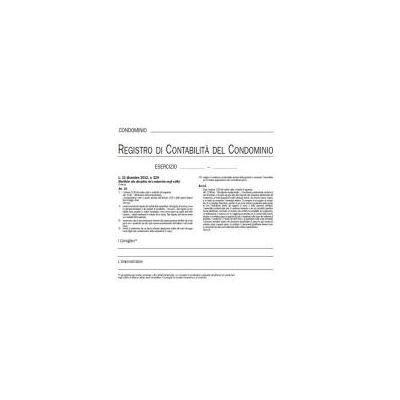 REG. GIORNALE CONDOMINI (CASSA ANALITICA PER CONDOMINI)  37 PG.
