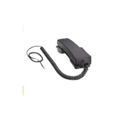 KIT TELEFONO 6 BLACK COMPRENDE TELEFONO  PORTATELEFONO  LUNGO CAVO    TELEFONICO PER IL COLLEGAMENTO E MANUALE D ISTRUZIONI