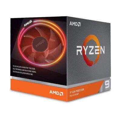 AMD Ryzen 9 3900X w/Wraith Prism cooler