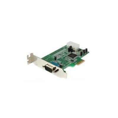 Scheda PCI Express seriale nativa basso profilo a 1 porta RS-232 con 16550 UART (PEX1S553LP)