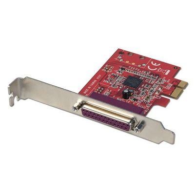 Scheda PCI Express 1 Porta Parallela IEEE 1284
