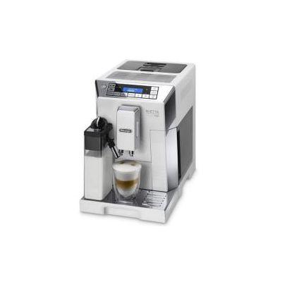 Eletta Cappuccino Top. Macchina per il caffè superautomatica  sistema brevettato LatteCrema System con possibilità  di personalizzare