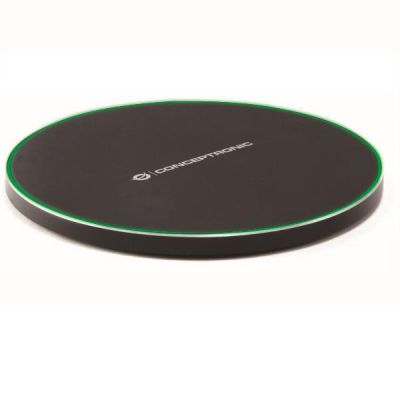 WIRELESS CHARGER 10W, COMPATIBLE WITH ALL QI-ENABLE DEVICES