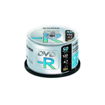 BOX DVD-R 4 7GB 16X CAMPANA 50 PZ