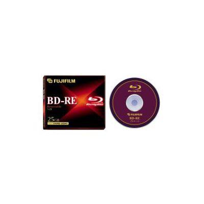 BLU-RAY DISC RESCIVIBILE  CAPACITÀ 25GB  1-2X  JEWEL CASE             CONFEZIONE 5 PEZZI (4003927)