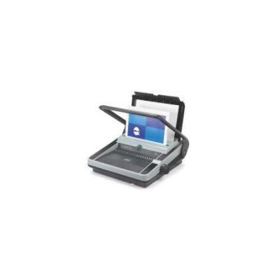 Rilegatrice ad anelli plastici CombBind C340  tecnologia brevettata FlowLine-Pro  perfora fino a 25 fogli  rilega fino a 450 fogli
