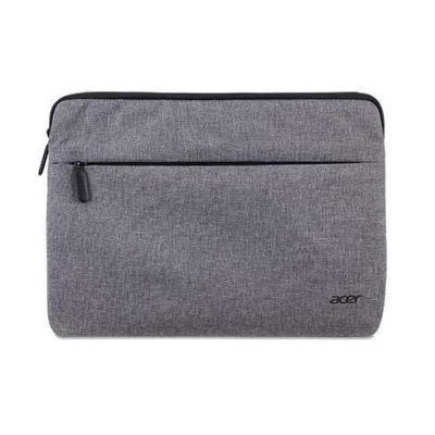 """ACER PROTECTIVE SLEEVE DUAL TONE LIGHT GRAY WITH FRONT POCKETOR 11.6"""""""