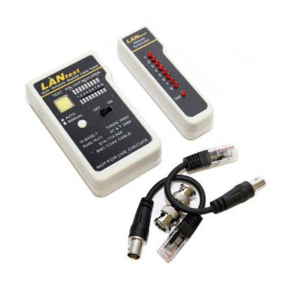 Cable Tester for UTP/STP RJ45  RJ11/RJ12   BNC Cable