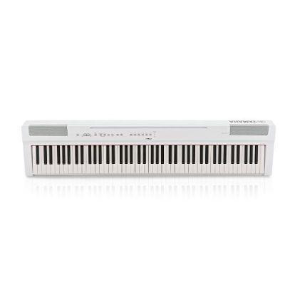 PIANOFORTE DIGITALE P-125 BIANCO