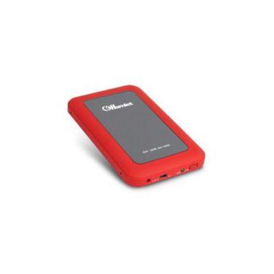 BOX PER HDD 2 5  USB 3.0. REALIZZATO IN MATERIALE ANTIURTO PER        AUMENTARE LA RESISTENZA DEL DISCO DURANTE IL TRASPORTO E L UTILIZZO.