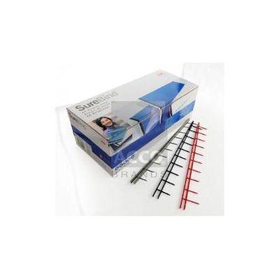 CF100Pettini termosaldanti PER SUREBIND A4 25 mm Blu