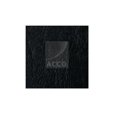 Copertine Leathergrain f.to A3 - conf. 100 Nero