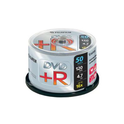 BOX DVD R 4 7GB 16X CAMPANA 50 PEZZI
