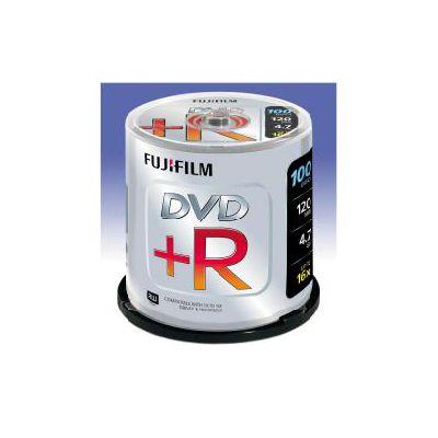 BOX DVD R 4 7GB 16X CAMPANA 100 PEZZI