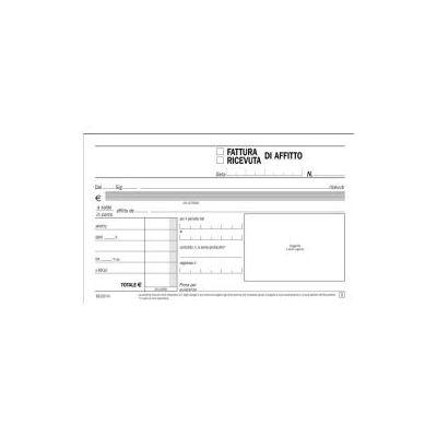 CF5 RICEV-FATT 50/50 AFFITTO RIC