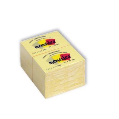 CF12 notes 51x75 giallo pastello