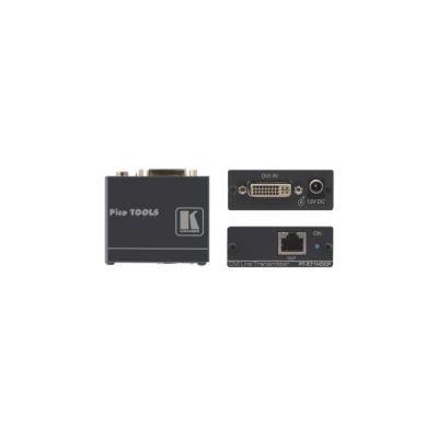 Extender DVI - Trasmettitore DVI su CAT5 HDCP compliant