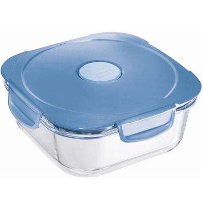 LUNCH BOX CONCEPT ADULT VETRO BLUE