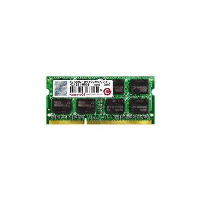 8GB DDR3 1600 SO-DIMM 2RX8