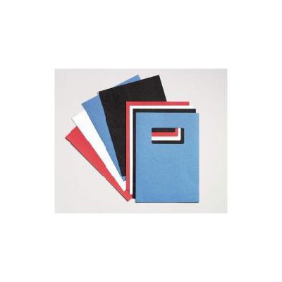 Copertine in cartoncino per rilegatura  cartoncino goffrato crema (conf.100)
