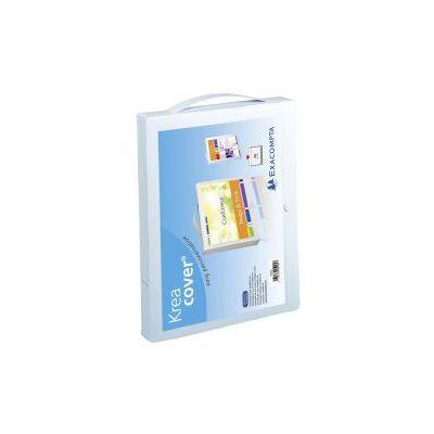 Valigetta con maniglia personalizzabile in polipropilene opaco Dorso 40 mm Personalizzabile sul fronte