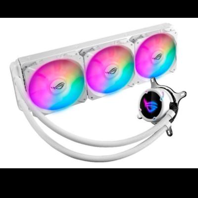 ROG STRIX LC 360 RGB WE /AIO COOLER ARGB FAN AURASYNC                 ROG STRIX LC 360 RGB WHITE EDITION